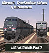 BUY THE AMTRAK GENESIS PACK 2